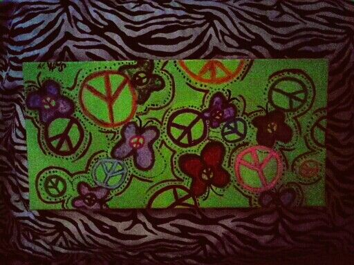 Peace means free 65.00 to buy