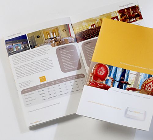 inspirational corporate brochure designs design