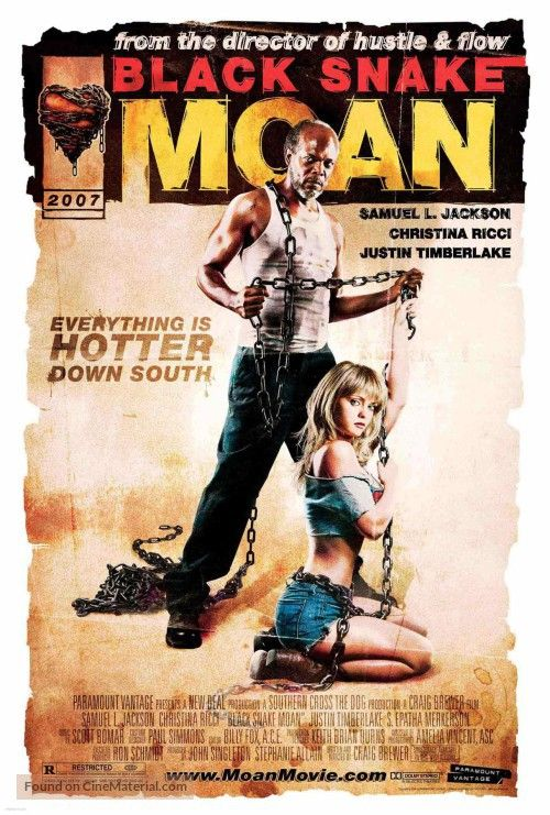 Black Snake Moan- been confused about this movie ever since I saw it