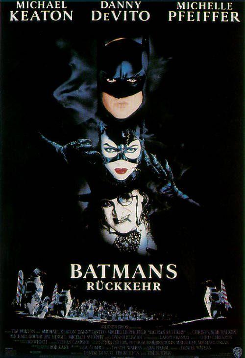 Poster zum Film: Batmans Rückkehr