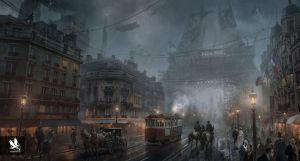 The Order 1886- Paris by atomhawk