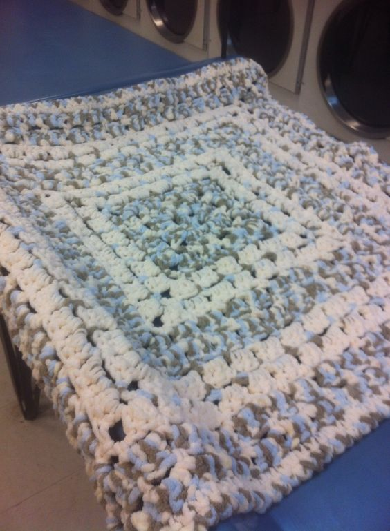Knit Baby Blanket Patterns With Bulky Yarn : Pinterest   The world s catalog of ideas