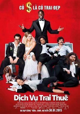 Xem Phim Dịch Vụ Trai Thuê - The Wedding Ringer