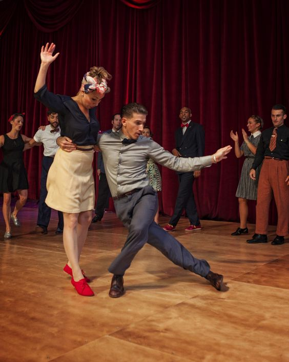 https://flic.kr/p/zUeVSB | Nicolas Deniau andMikaela Hellsten at ESDC 2015 | European Swing Dance Championship 2015 in London. Final of the Lindy Hop Stricly Lindy Master Contest