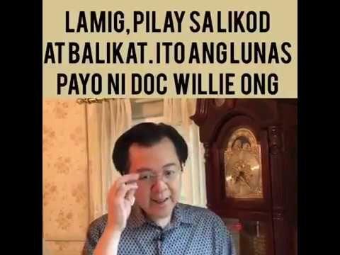 Doc willie ong ciática