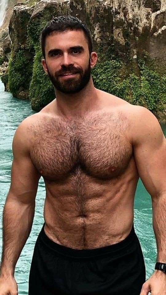 Real Hot Hairy Men