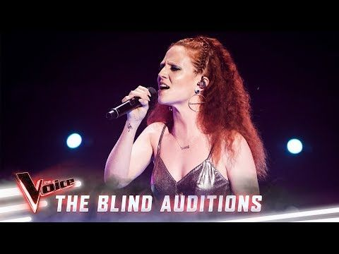 Gonanissima Jess Glynne Hits The Blinds Stage