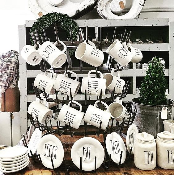 So I am the first to admit, I think I have an addiction to Rae Dunn Coffee Mugs (Ok let's be honest all Rae Dunn products). The addiction starts with picking up the occasional mug when you run across one. Then followed by a tea-pot, canisters, cheese plates, OMG anything you can get your hands on. …