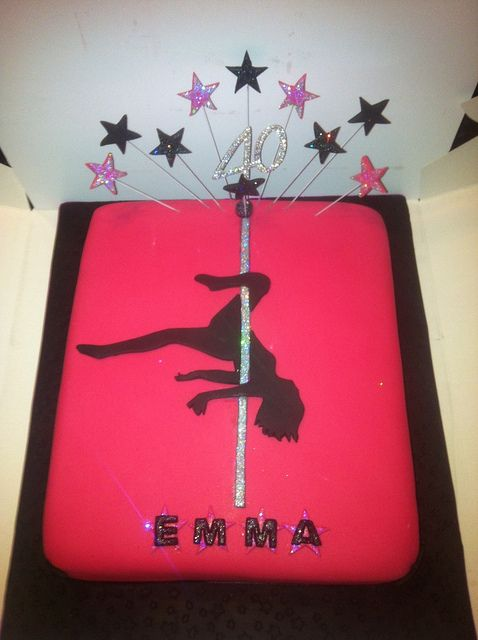 Pole Dancer Cake Design : Dance cakes, Pole dance and Dance on Pinterest
