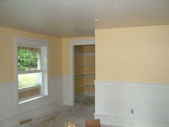 Wainscoting Home Depot Ideas