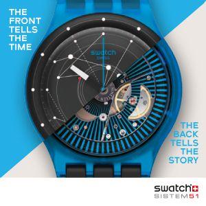 #swatch #automatic #watch