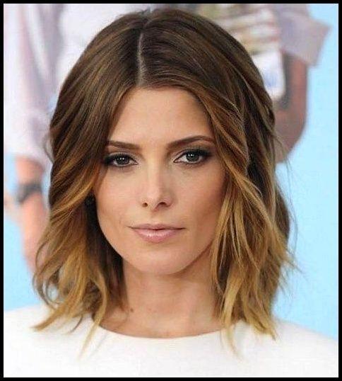 Frisuren Frauen Schulterlang Stufig Hair Styles Frauen