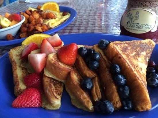 Over Easy Cafe Food Restaurant Breakfast