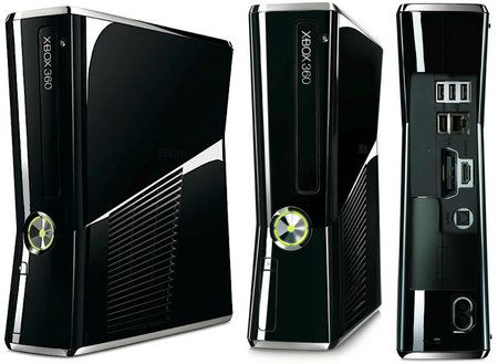 Xbox 360 Slim - such a great redesign
