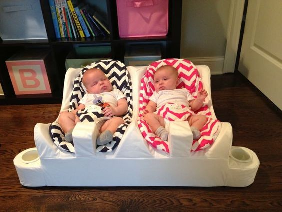 Twin Baby Feeding System | Table for Two                                                                                                                                                      More