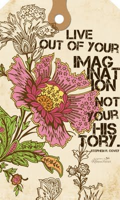 flower and good words