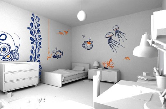 Stylish Wall Decoration Ideas