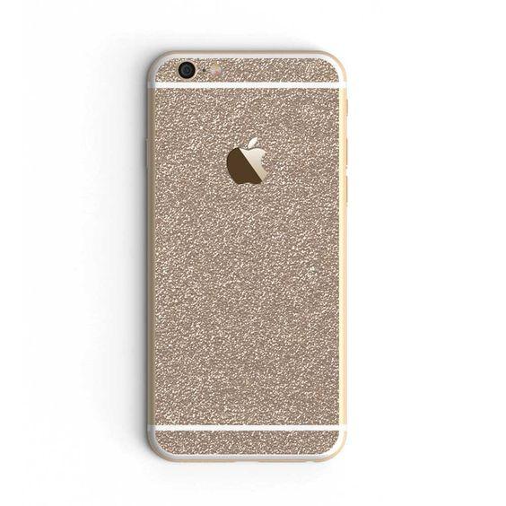 Rosé iPhone Skin + Case