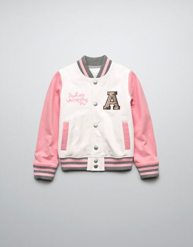 Baseball Jacket For Kids - My Jacket