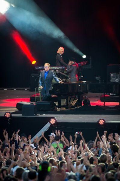 Paleo festival 2014 Elton John