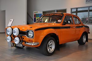 a perfect Ford Escort