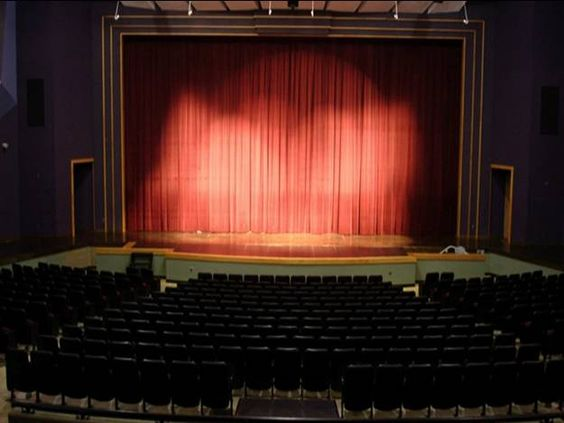 Types of Stages! A proscenium stage is one with a ...