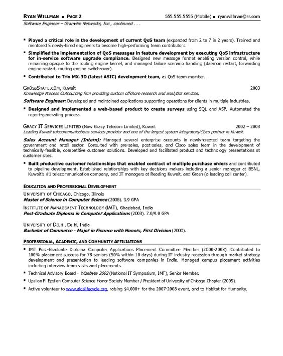 Business Administration Resume  Administrative Resume Samples