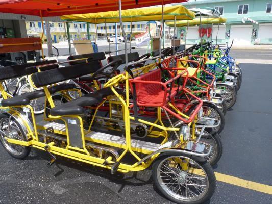 Smitty S Parking And Bike Rentals In Wildwood Surrey Rental