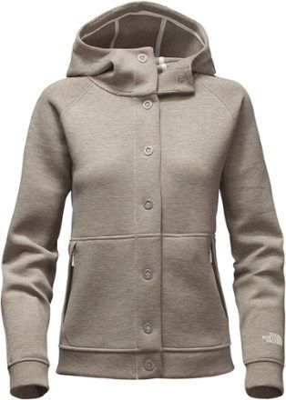 The North Face Women's Neo Thermal Snap Hoodie
