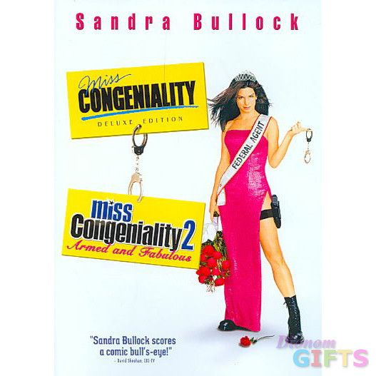 MISS CONGENIALITY DOUBLE FEATURE