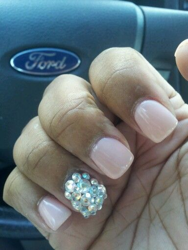 Acrylic nails gel overlay designs – Great photo blog about manicure 2017