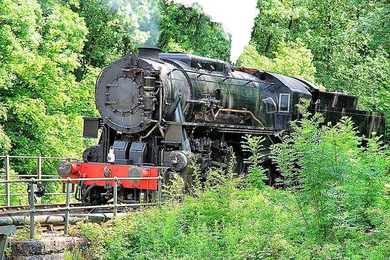 Steam Train, Cheddleton Railway