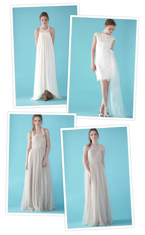 bottom right!  bridal gowns by we love yu