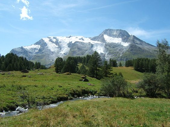 Mont Pourri © domaine public