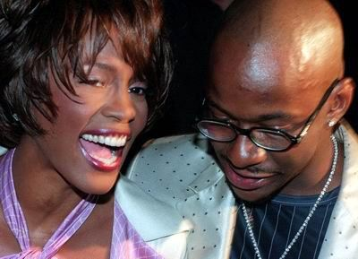Whitney and Bobby in New York City, 1998