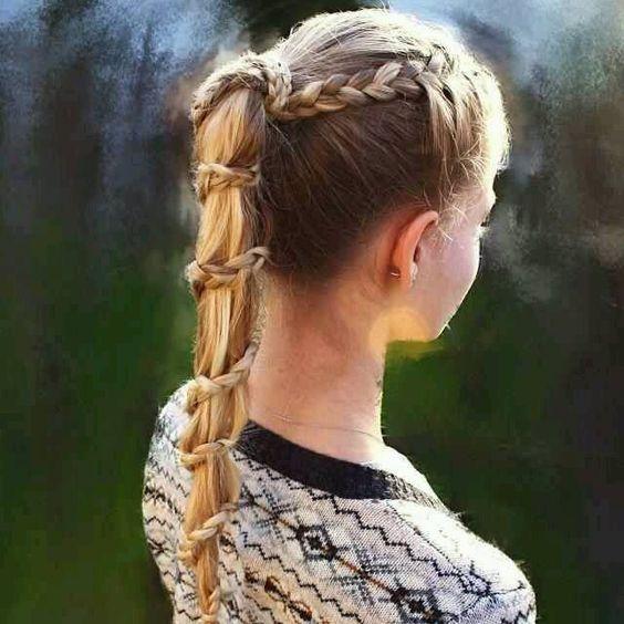 Astounding Carousel Braided Beauty Hair Makeup Nails Pinterest Short Hairstyles Gunalazisus