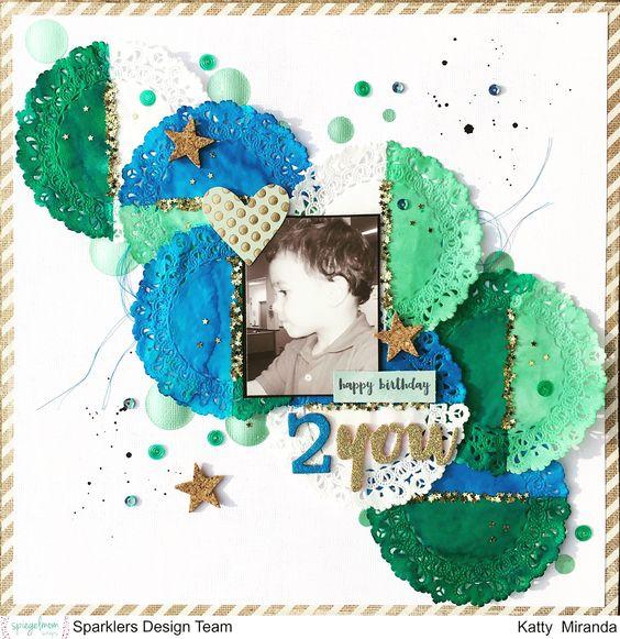 Happy+B-day+2+You+12x12+Layout - Scrapbook.com