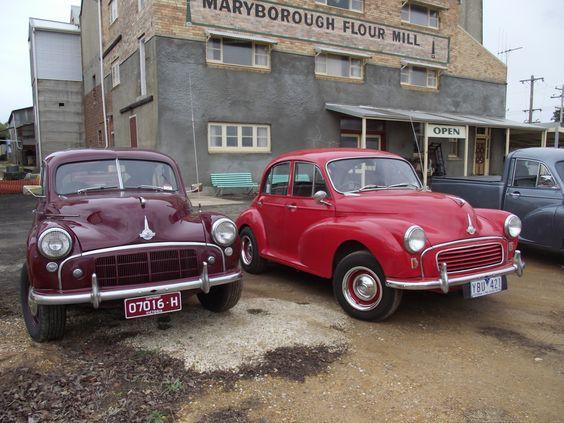 Love The Morris Car Sew What Maryborough Pinterest