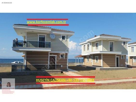 Emlak Ofisinden 3+1, 150 m2 Satılık Villa 650.000 TL'ye sahibinden.com'da - 156895036