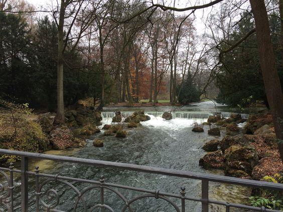 Englischer Garten, München