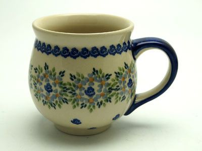 Pattern:Blue Bouquet