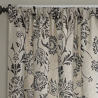 Linden Street Madeline Drapery Panels Jcpenney Rooms Worth Dreaming About Pinterest