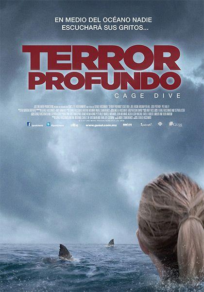 Terror Profundo 2017 Filmes Tubarão