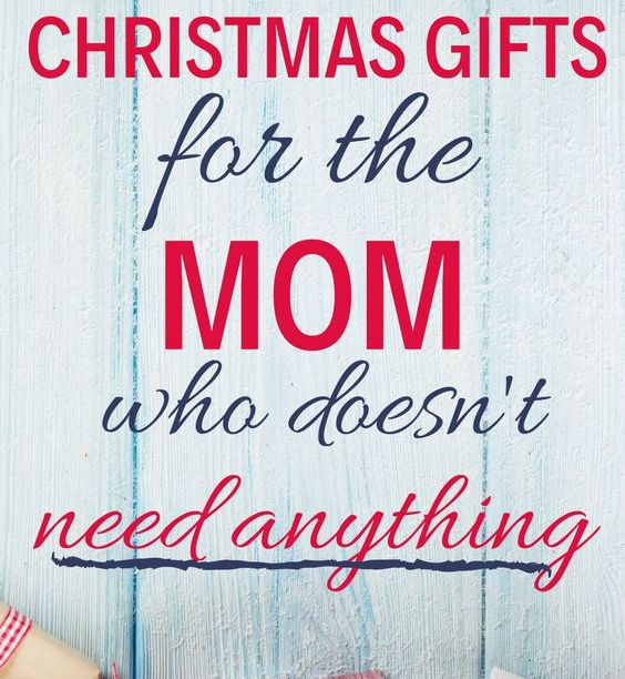 Gifts For A Mom Who Doesn T Want Anything 2020 Budget Christmas Gifts Christmas Gifts For Parents Baby S First Christmas Gifts