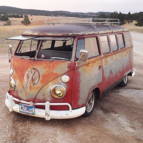 Volkswagen Bus Vanagon Kombi | eBay 1962 Volkswagen Bus/Vanagon ☮ re-pinned by http://www.wfpblogs.com/author/southfloridah2o/