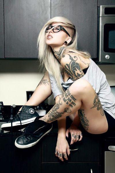 Blog de mulheres-tatuadas :MULHERES TATUADAS , MULHER TATUADA