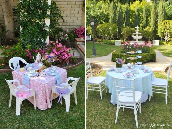 Tea Party Inspiration.