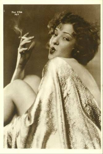 DIXIE LEE (she later married Bing Crosby)
