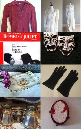 Gene Wilder in Romeo and Juliet - VTPassion by Dee n Ralph on Etsy--Pinned with…