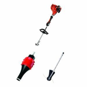 ECHO PAS 17 in. 21.2 cc Gas Trimmer with Blower Attachment-PAS-225VPB at The Home Depot
